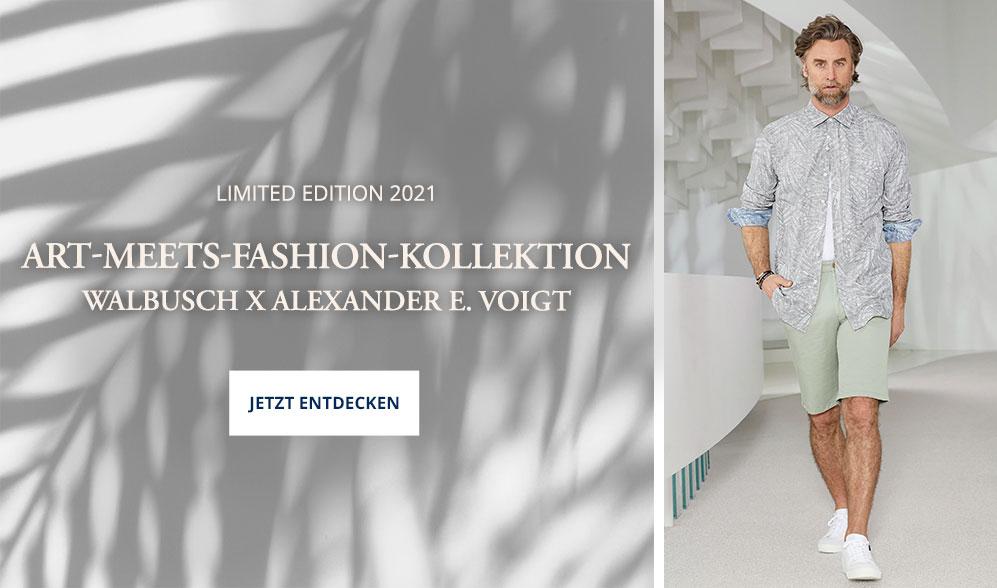 Art-Meets-Fashion-Kollektion | Walbusch