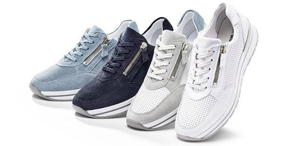 Damen-Sneaker in unterschiedlichen Ausführungen | Walbusch