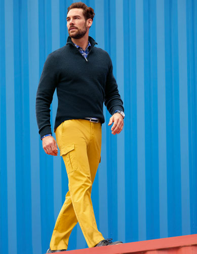 Chino für Herren – die Hose für jede Gelegenheit | Walbusch