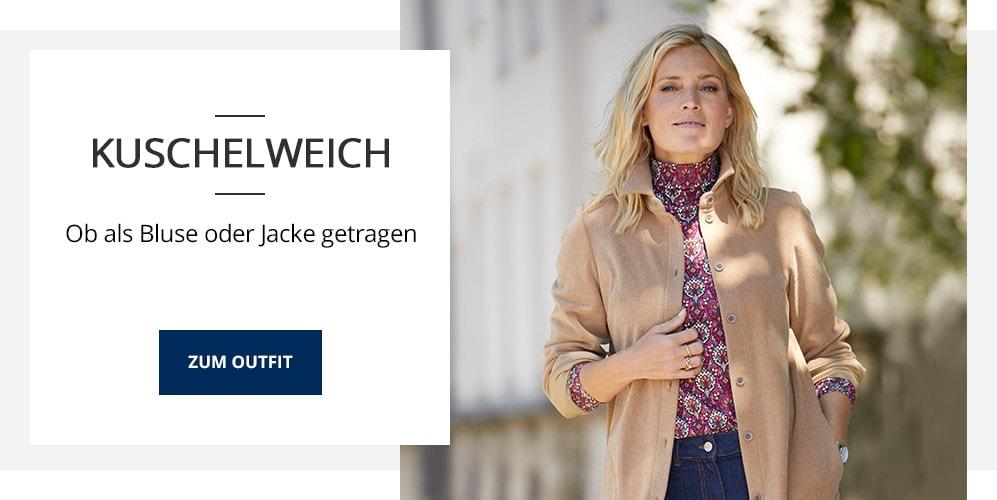 Outfit Kuschelweich | Walbusch