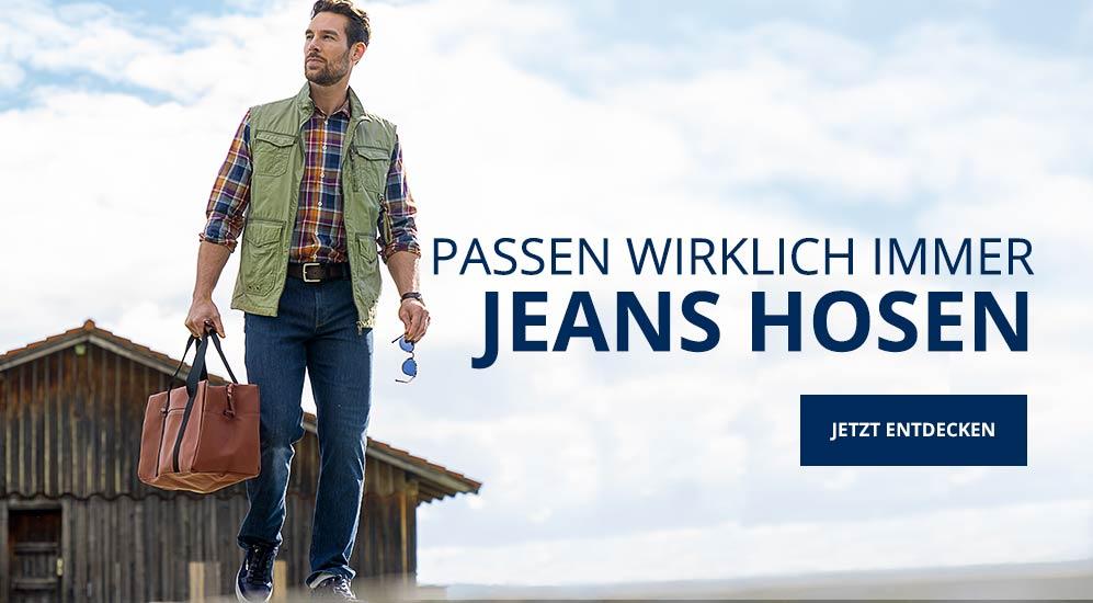 Jeans Herren   Walbusch