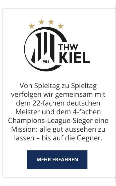 THW Kiel   Walbusch