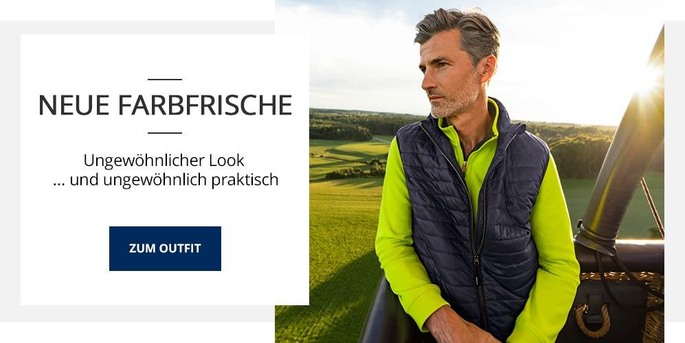Outfit Neue Farbfrische | Walbusch