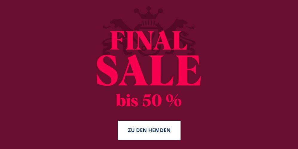 Hemden Final Sale | Walbusch