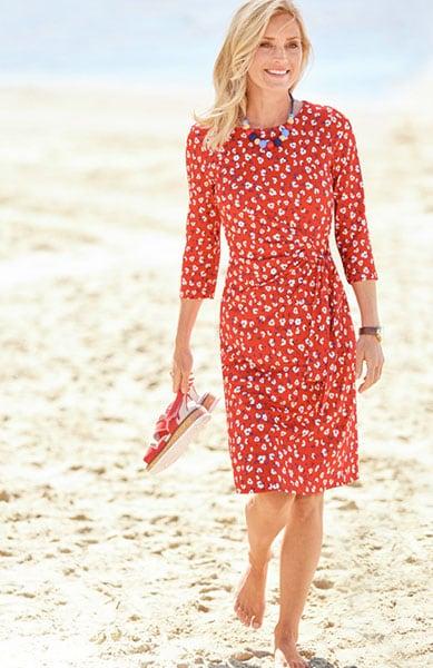Unsere Jerseykleider: Die modischen Allrounder als Basis für kreative Looks