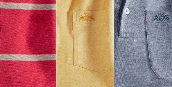 Poloshirts aus hautfreundlichen Stoffen | Walbusch