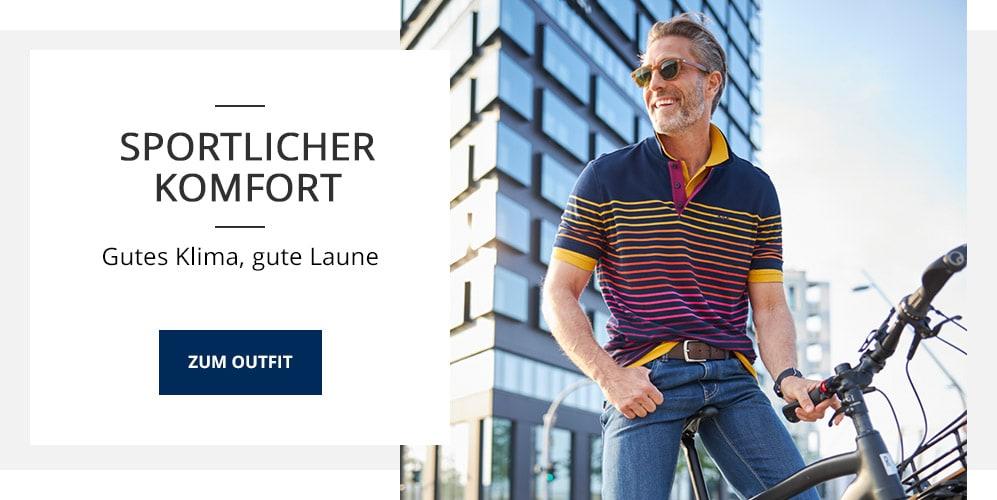Outfit Sportlicher Komfort | Walbusch