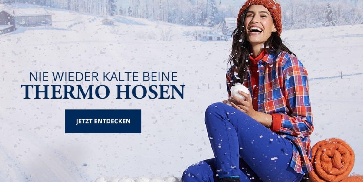 Thermo Hosen für Damen | Walbusch
