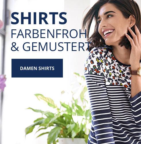 Shirts Farbenfroh & Gemustert | Walbusch