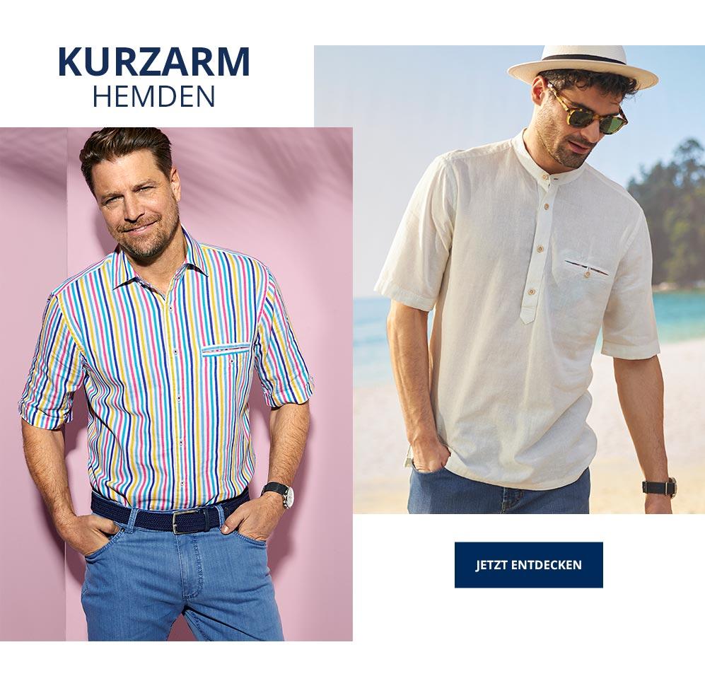 Kurzarm Hemden | Walbusch