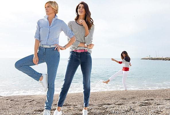 Damen-Jeans: eine der beliebtesten Varianten der Baumwollhose | Walbusch