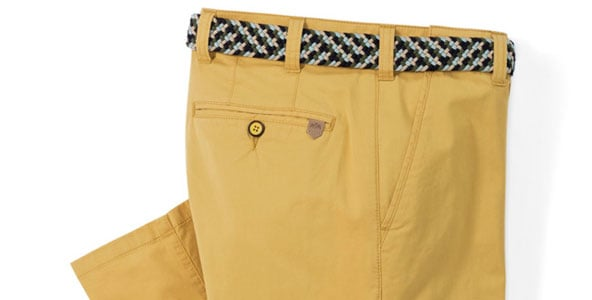 Jeans vs. Chino: Wo liegen die Unterschiede?