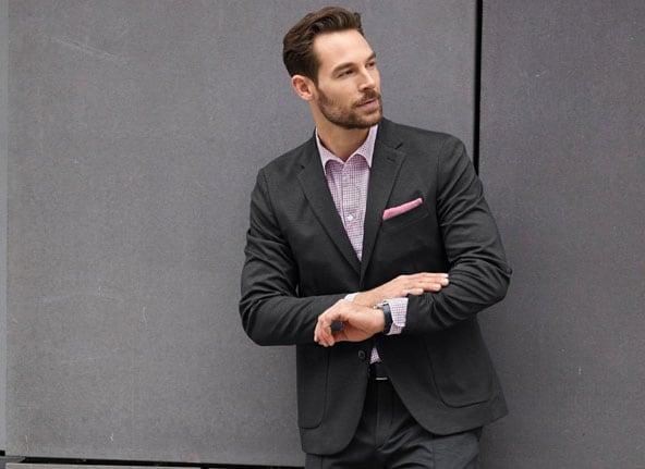 Herren-Anzüge: Tipps für einen gelungenen Look | Walbusch