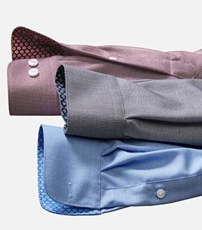 Bügelfreie Hemden in verschiedenen Passformen | Walbusch