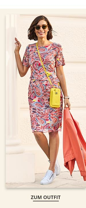 Outfit Sommerlich | Walbusch