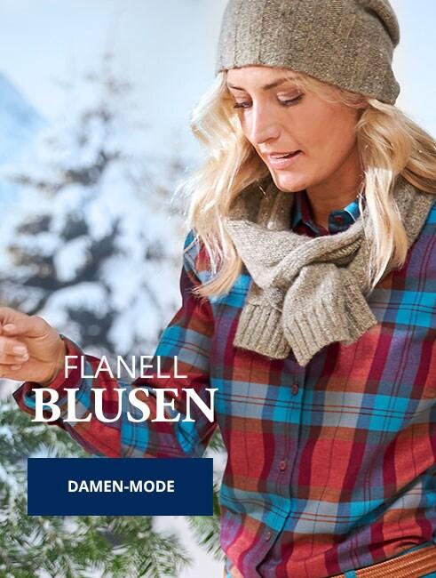 Flanell Blusen | Walbusch