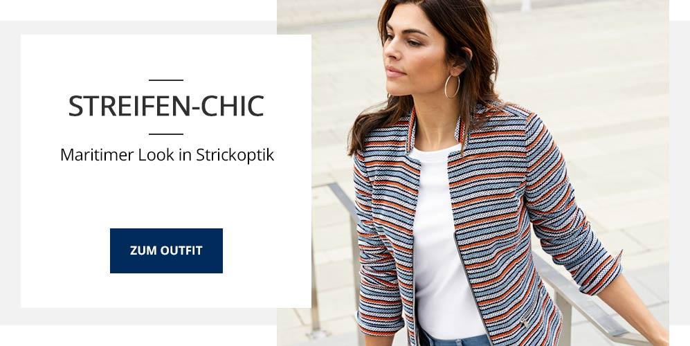 Outfit Streifen-Chic | Walbusch
