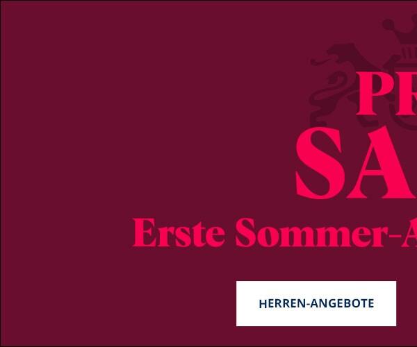Pre-Sale Herr   Walbusch