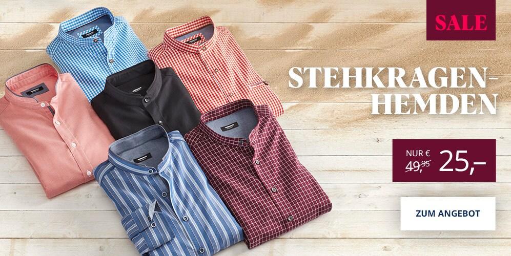 Stehkragen Hemden | Walbusch