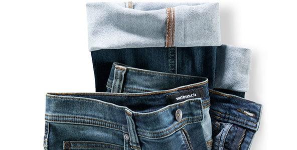 Thermo-Jeans für kalte Tage