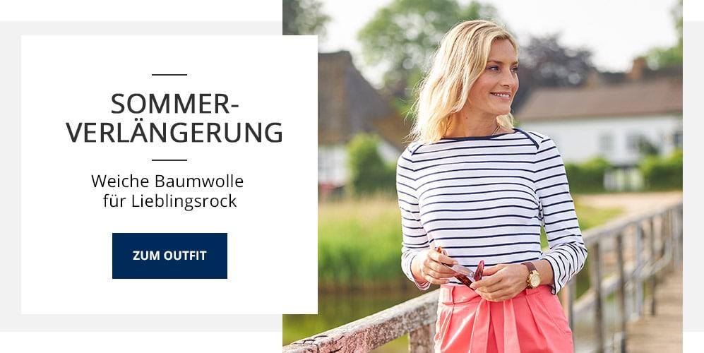 Outfit Sommerverlängerung | Walbusch