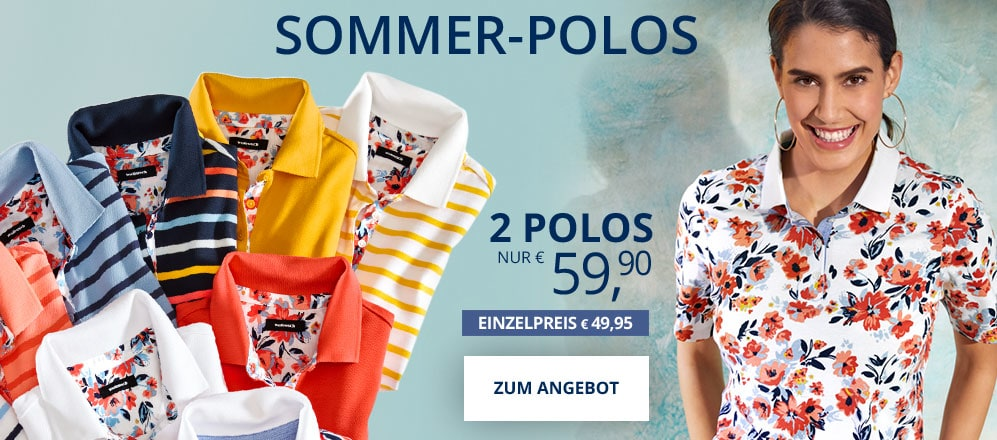 Sommer Polos   Walbusch