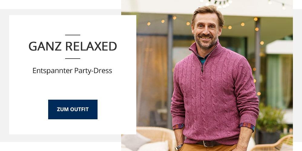 Outfit Ganz relaxed | Walbusch