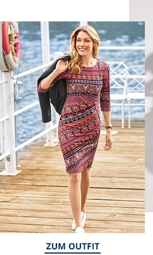 Outfit Trendfarben Lammnappa Kurzjacke   Walbusch