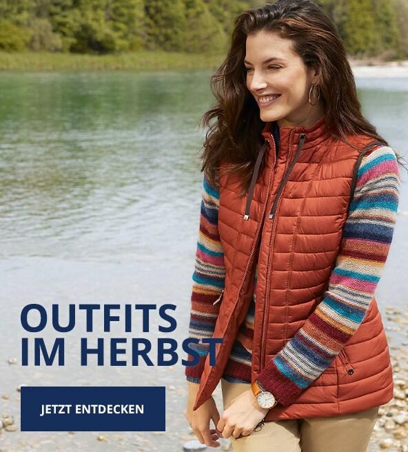 Outfits im Herbst | Walbusch