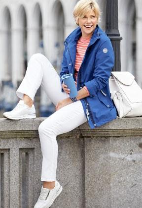 Damen-Funktionsjacken mit einem legeren Alltags-Look | Walbusch