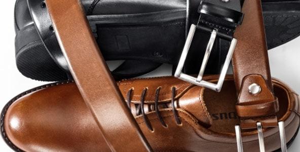 Schuhe aus hochwertigem, natürlichem Leder | Walbusch