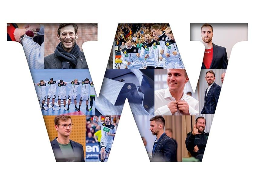 Walbusch – für Handballer, die was vorhaben