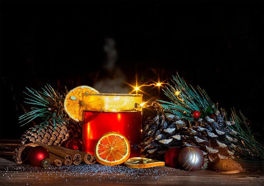 Weihnachtsmarkt-Stimmung für zuhause