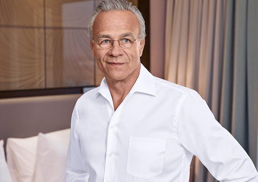 Liebling der Redaktion: Das Herrenhemd mit Walbusch-Kragen Smartline