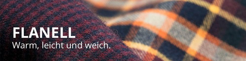 Flanell: Warm, leicht & weich | Walbusch