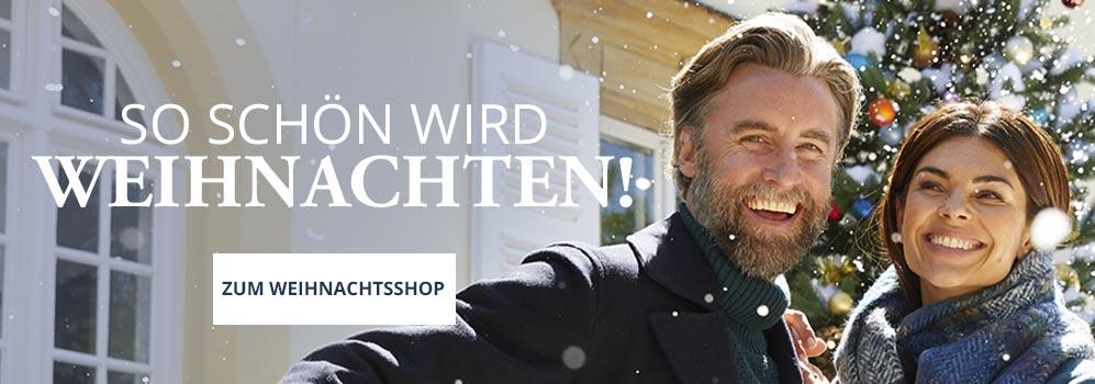 Weihnachtsshop   Walbusch