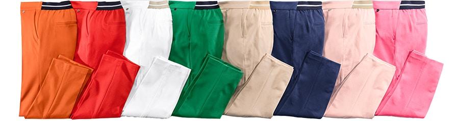 Vielseitige Hosen für Damen | Walbusch