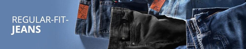 Regular-Fit-Jeans | Walbusch