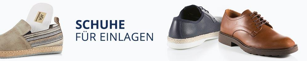 Schuhe für Einlagen | Walbusch