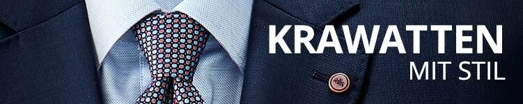 Krawatten mit Stil   Walbusch