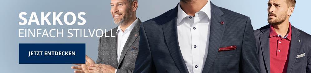 Bügelfreie Hemden Sakkos | Walbusch