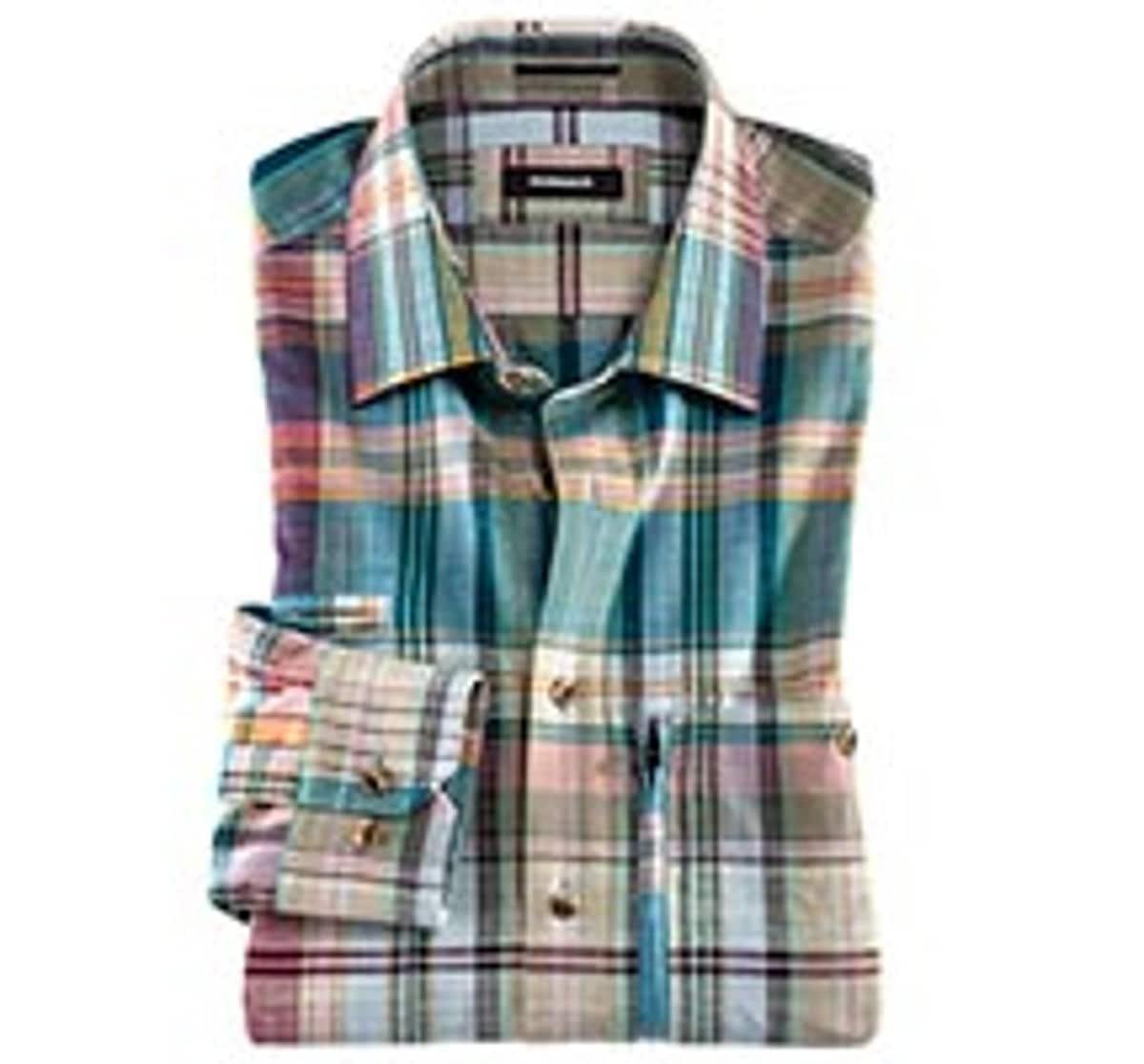 Freizeit-Hemden
