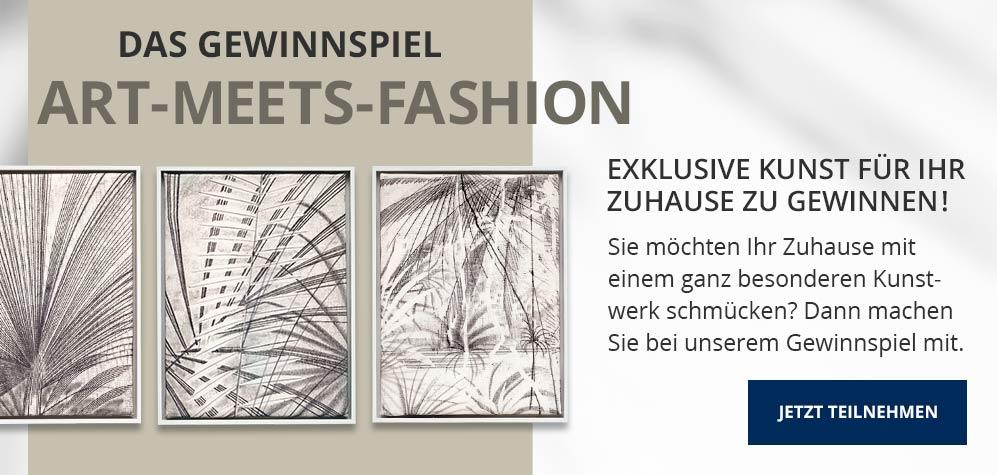 Gewinnspiel Kunstkollektion | Walbusch