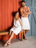 Damen Sauna-Kilt
