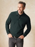 Polo- Pullover Soft Touch