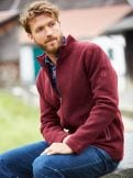 Klepper Strickfleece Jacke