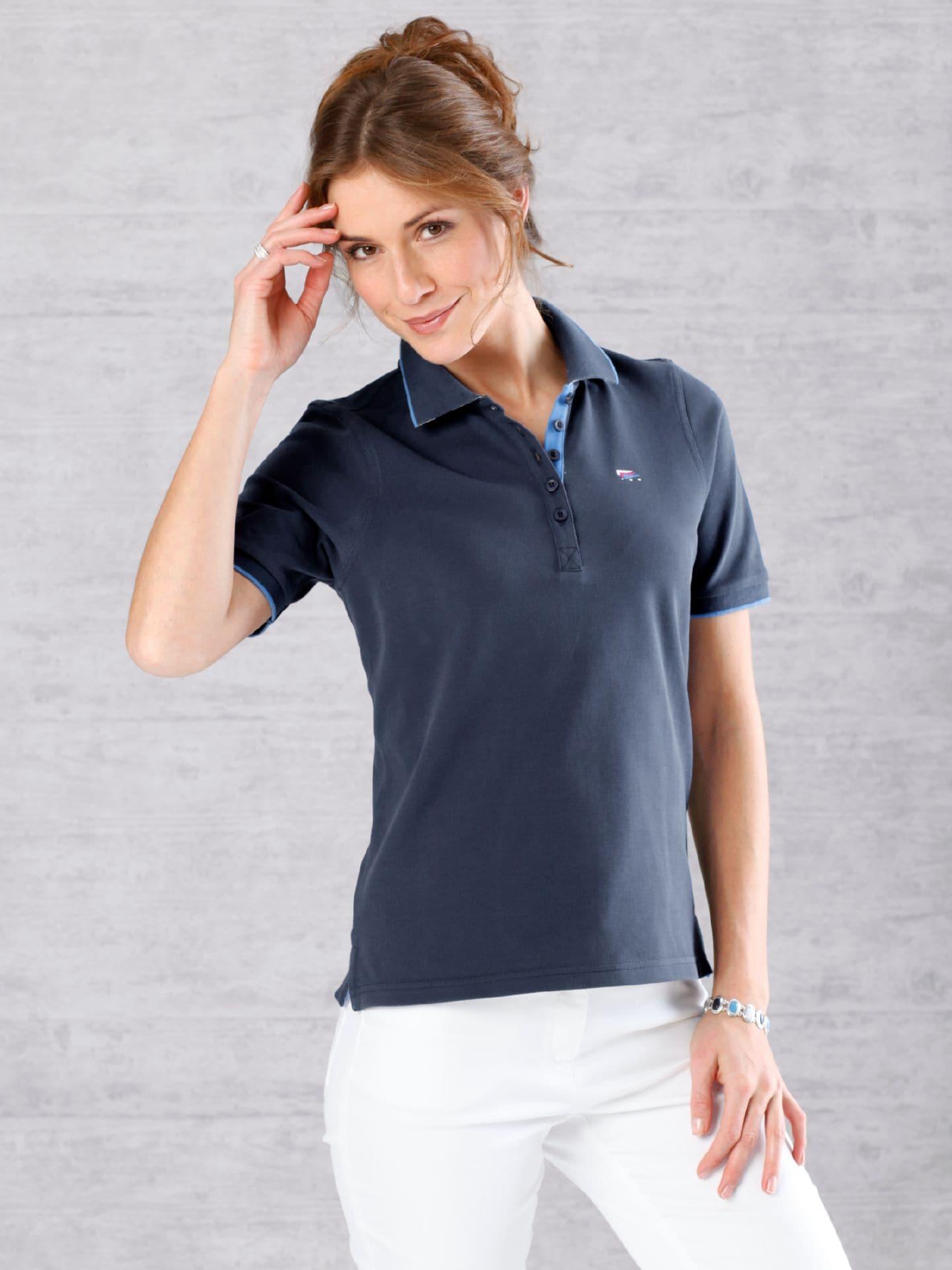 a6a8d5423f798a Maritim-Polo im Online-Shop bequem kaufen