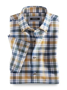 Sommer-Leinen-Hemd