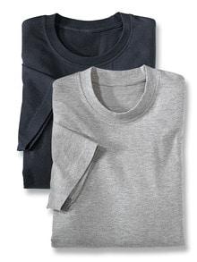 T-Shirt Rundhalsausschnitt DP
