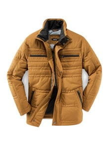 High Performance Steppjacke